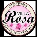 Logo Pizzeria Villa Rosa Berlin